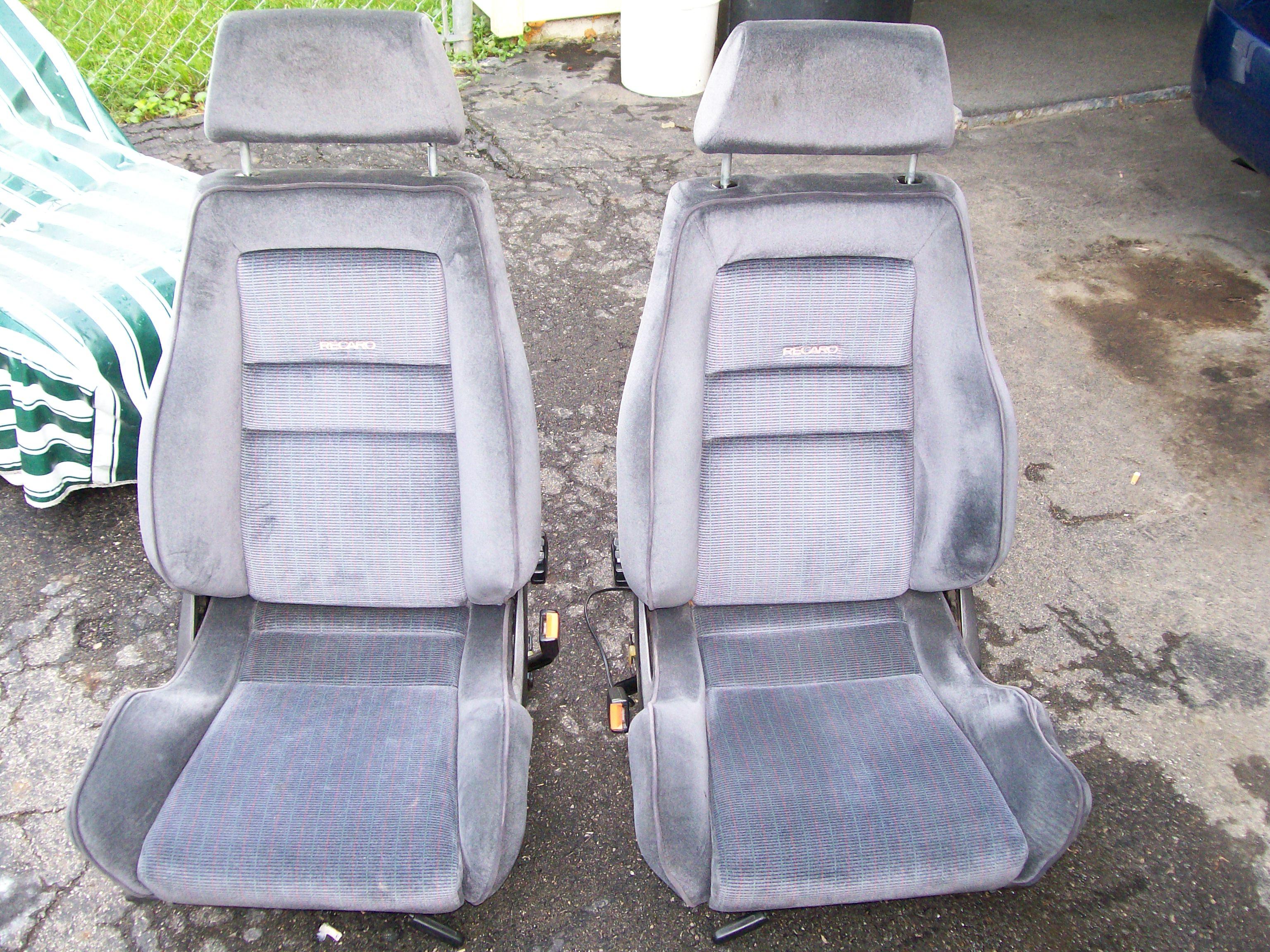 Gli Power Recaro Seats Front